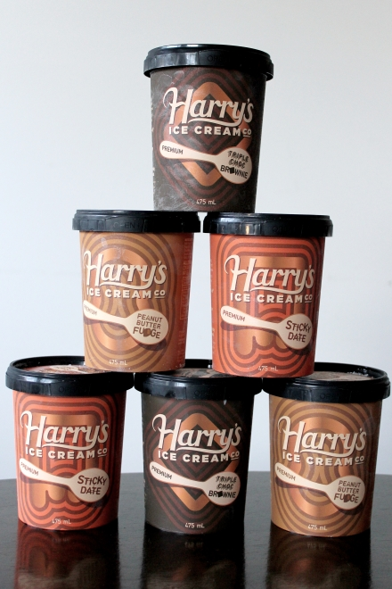 Harry's ice cream
