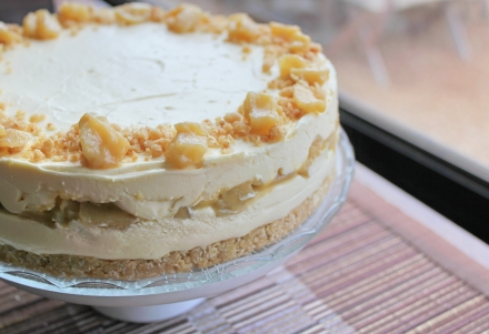 Spiced Apple Crumble Cheesecake1