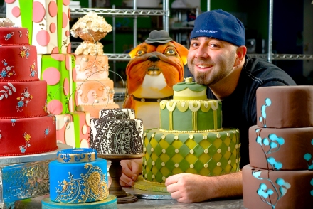 Ace of Cakes star Duff Goldman